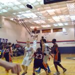 Parkway Boys Varsity Opens Up Conference Play