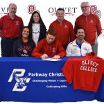 Gallagher Signs with Olivett