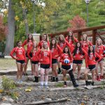 Varsity Volleyball Team Honored