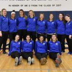 Varsity Girls Basketball game Monday, January 7th