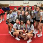 Competitive Cheer Takes 1st at the Whitmore Lake Invitational