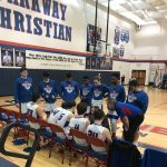 Boys Varsity Basketball falls to Everest Collegiate 69 – 65