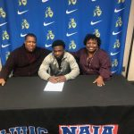 Julian Davis signs with Madonna University