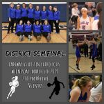 Varsity Girls Districts starts Wednesday