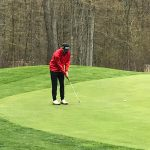 Joshua Line took 9th at Macomb County Golf Tournament