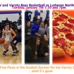 Pizza, Basketball, Parkway