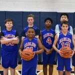 Middle School Boys Basketball Games Cancelled January 24, 2020