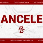 Thursday, February27th – Games Canceled