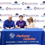 Zack Jaksa signs with Bluffton University