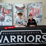 Griffin Adams Signs with Rochester College