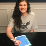 Olivia Pannecouk signs with Rochester University