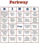 Parkway Bingo Winners