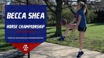 Becca Shea Advances to HORSE Championship