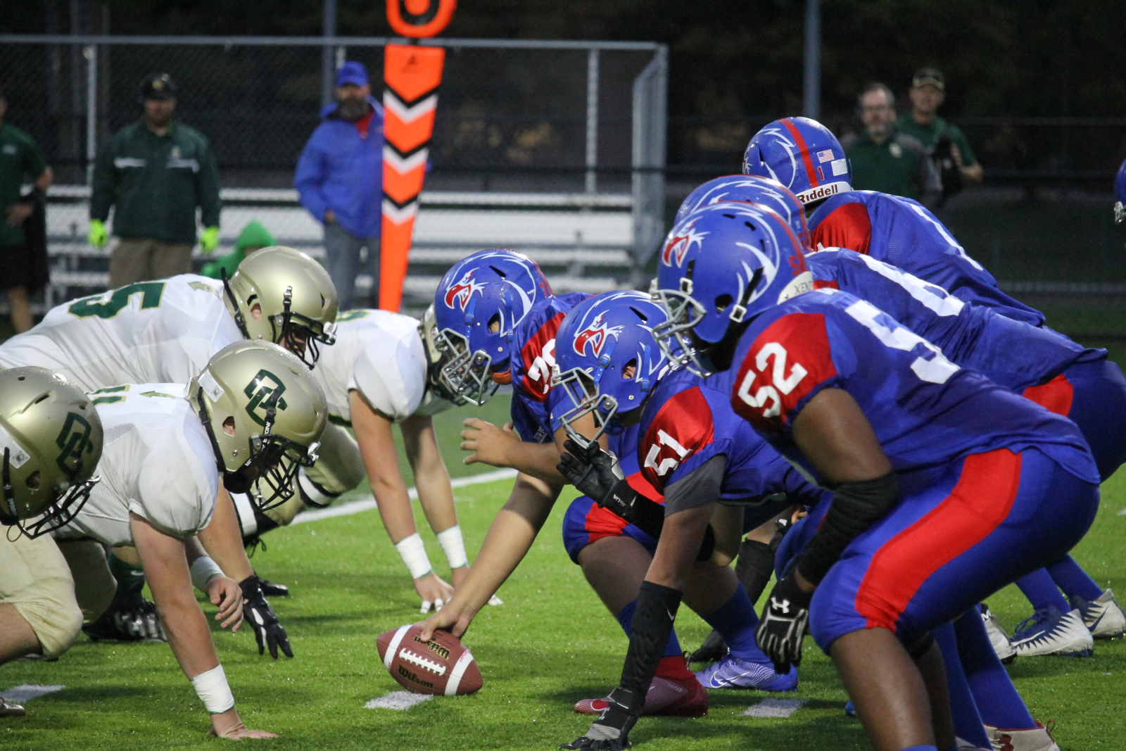 Just Announced:  MHSAA Moves Football to the Spring