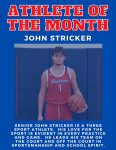 February Athlete of the Month