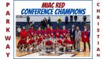 Varsity Boys Basketball MIAC Red Champions
