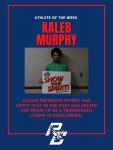 Athlete of the Week Kaleb Murphy