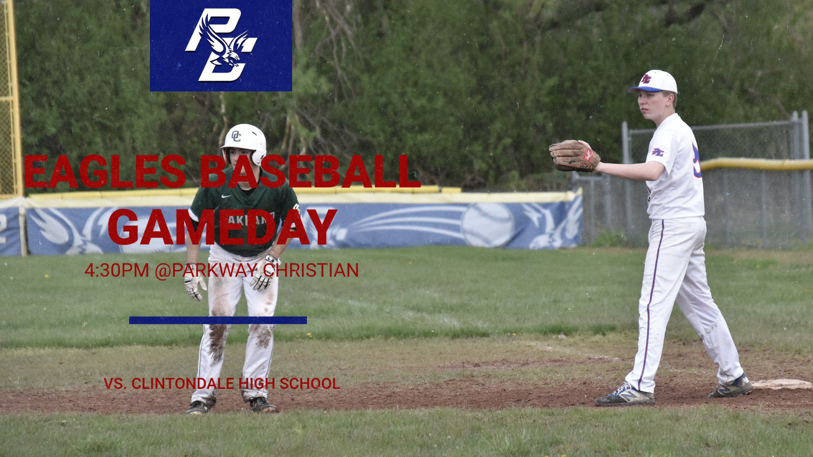 Varsity Baseball Home Opener Today March 30th