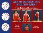 Varsity Boys Basketball Conference Awards