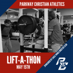 Parkway Christian Athletics Lift-A-Thon