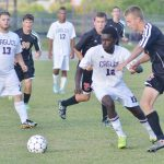 Campbellsville High School boys' varsity soccer falls to Taylor County High School 1-6