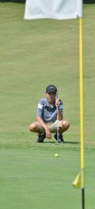 CHS Boys' Golf Junior Varsity – Friday, Aug. 28