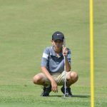 CHS boys' junior varsity golf team finishes third