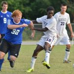 CHS soccer team takes on LaRue County