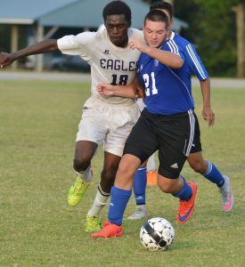 CHS Soccer v. LaRue County – Tuesday, Sept. 1