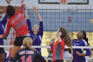 CHS Volleyball v. TCHS – Thursday, Sept. 3
