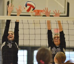 CHS Volleyball v. Adair County – Tuesday, Sept. 8