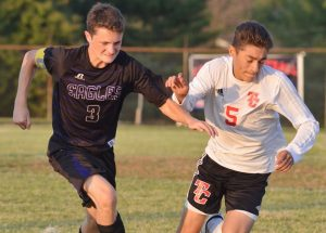 CHS Soccer v. TCHS – Thursday, Sept. 10