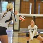 "CHS volleyball team competes in All ""A"" region tournament"