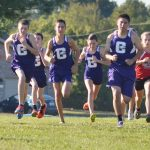 CHS boys' cross country team wins