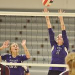 Campbellsville High School girls' varsity volleyball falls to Marion County 0-3