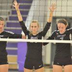 Campbellsville High School Girls Varsity Volleyball falls to Taylor County High School 0-3