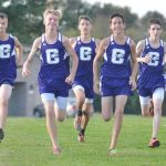 CHS cross country teams compete