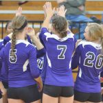 CHS volleyball season ends with most wins in school history