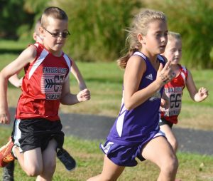 CHS Cross Country Heartland Athletic Conference Championships – Thursday, Oct. 22