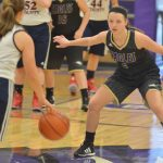 CHS girls' basketball team participates in jamboree