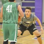 CHS boys' basketball team participates in jamboree