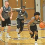 CHS boys' basketball teams participate in jamboree