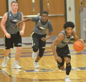 CHS Boys' Basketball – Eagle Jamboree on Friday, Nov. 27