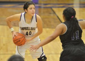 CHS Girls' Varsity Basketball vs. Caverna – Tuesday, Dec. 1