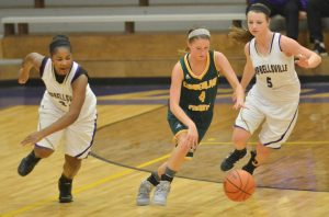 CHS Girls' Varsity Basketball vs. Cumberland County – Friday, Dec. 4