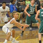 CHS boys' varsity basketball team defeats Cumberland County in season opener