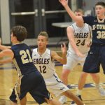 CHS boys' varsity basketball team beats E-town High School