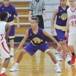 CHS boys' JV basketball team drops game in overtime