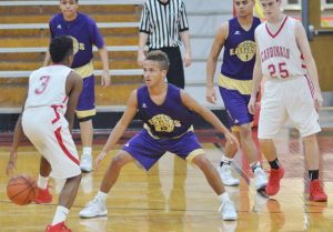 CHS Boys' JV Basketball vs. TCHS – Monday, Dec. 7