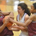 CHS girls' varsity basketball falls to Marion County